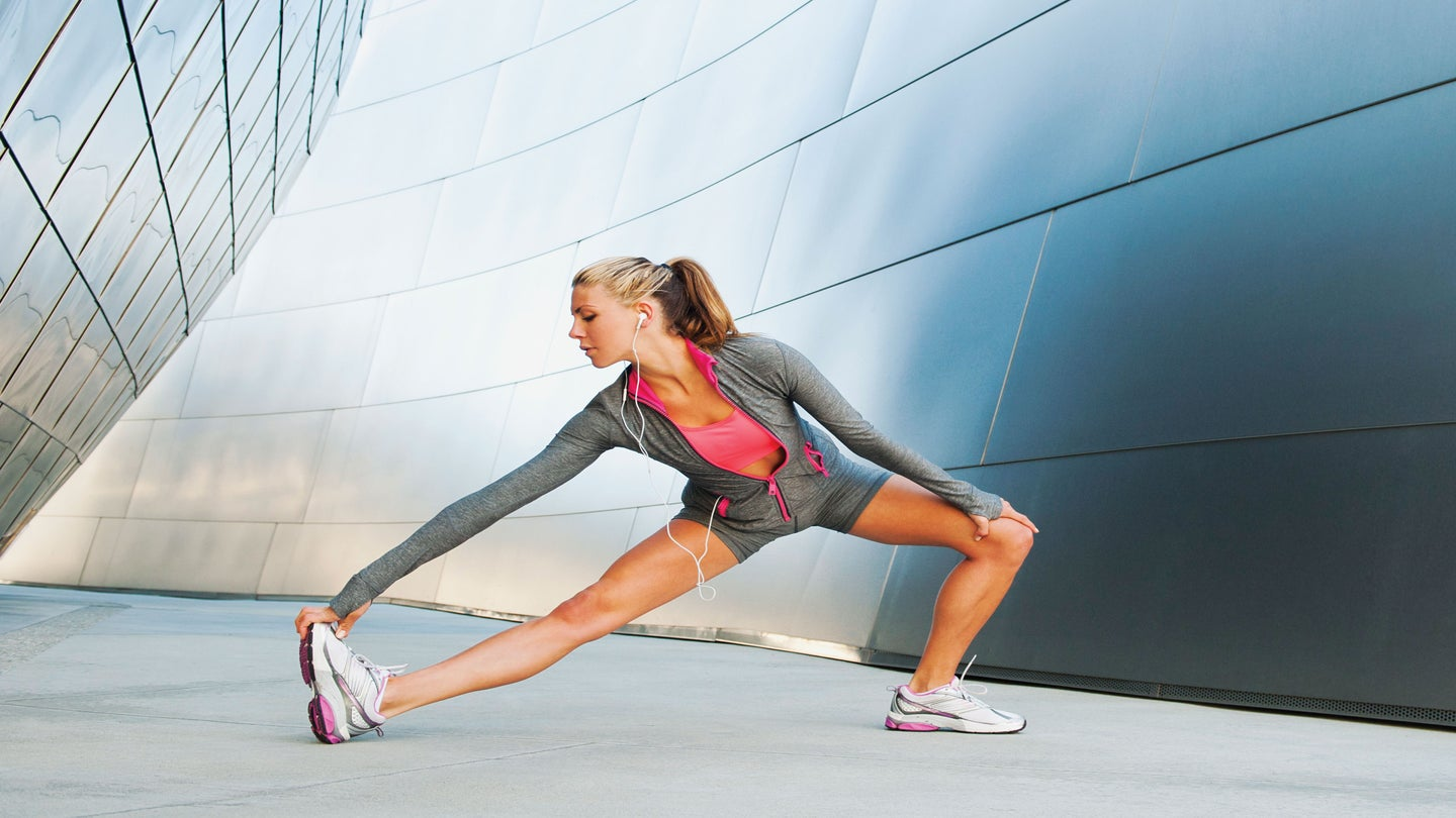 Does Stretching Screw With Your Workout