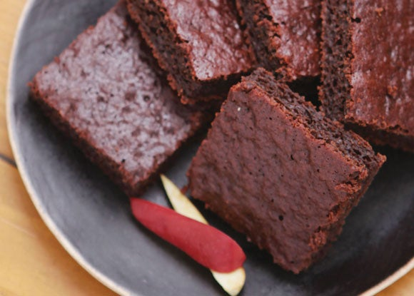 Recipe: Jillian Micheals' Fudge Brownies
