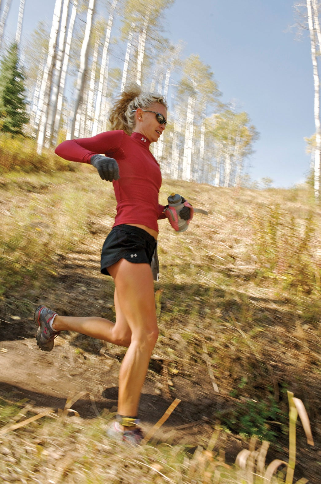 After miles of hills, the flat finish may feel like the hardest part.