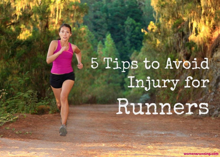 5 Basic Tips To Help Runners Sidestep Injury