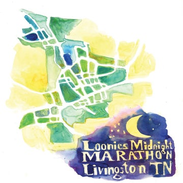 Race Spotlight: Loonies Midnight Marathon