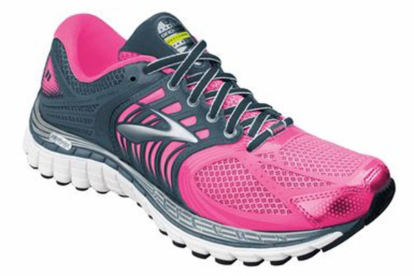 Pink Running Shoes To Support Breast Cancer Awareness
