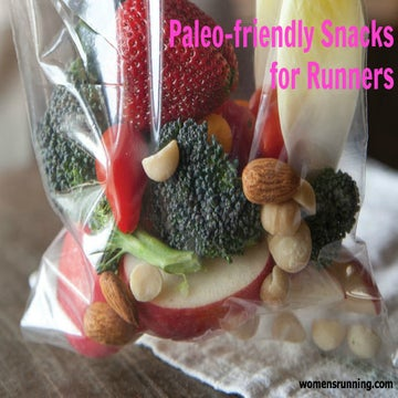 9 Paleo-Friendly Snacks for Runners!