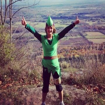 Happy Halloween: Best Run Costumes!