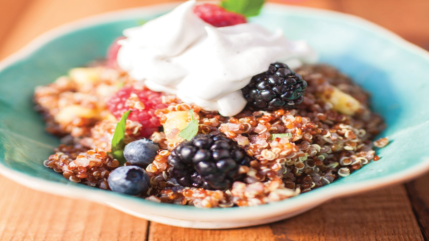 8 Tasty Combos For Your Quinoa Bowl