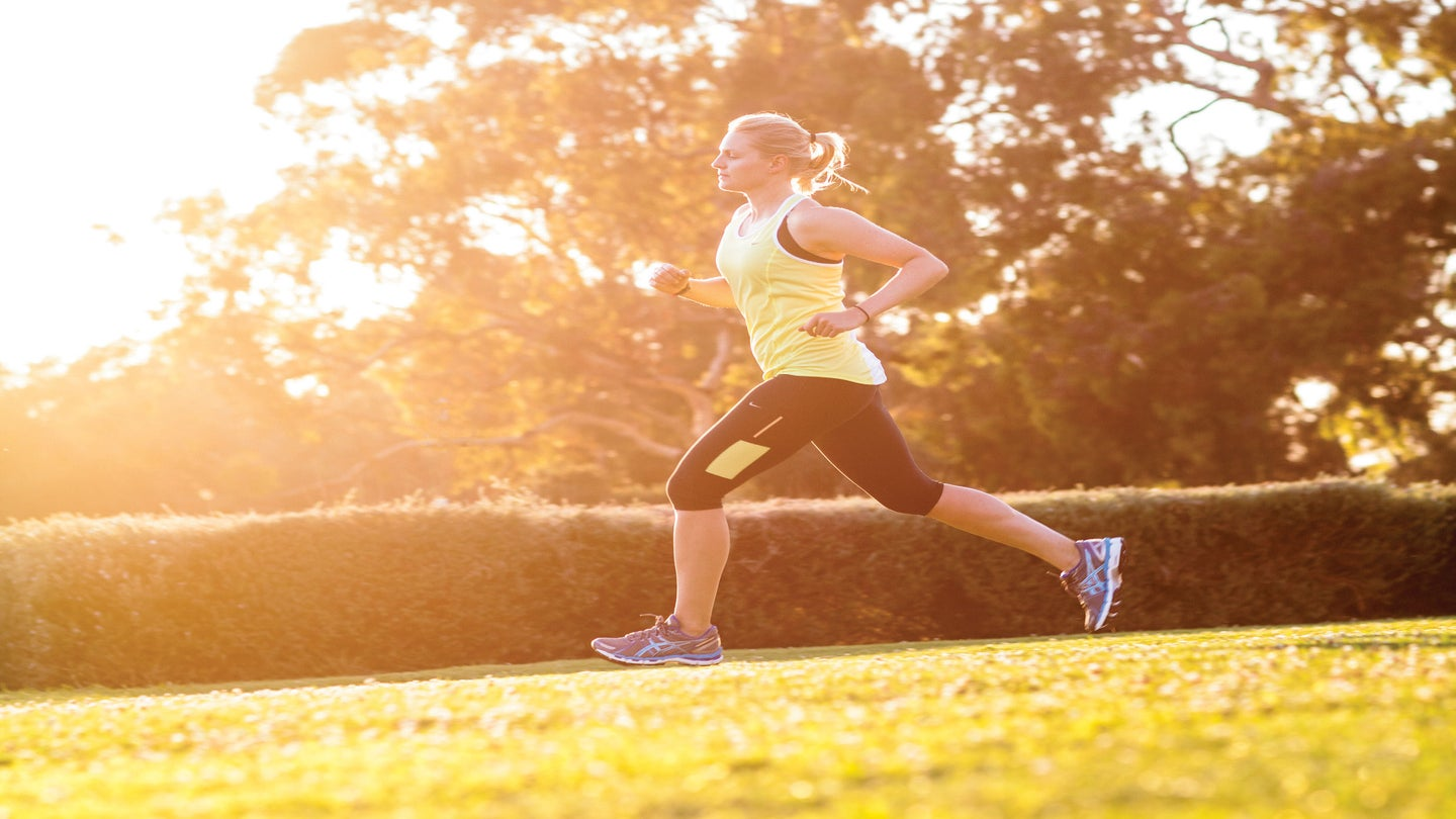 5 Quick And Easy Running Form Drills You Should Be Doing
