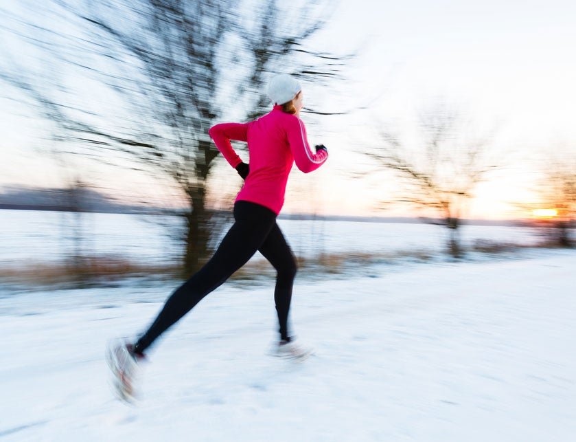 Cold-Winter-Runner