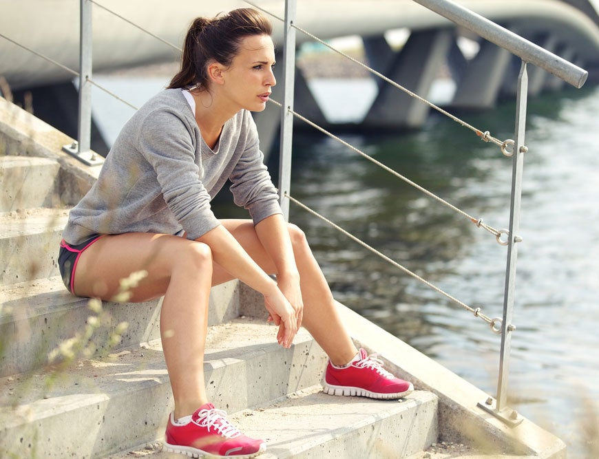Build Muscle And Cardio With These 3 Stair Workouts