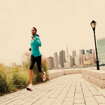 5 Of The Best Spots To Go For A Run In New York City