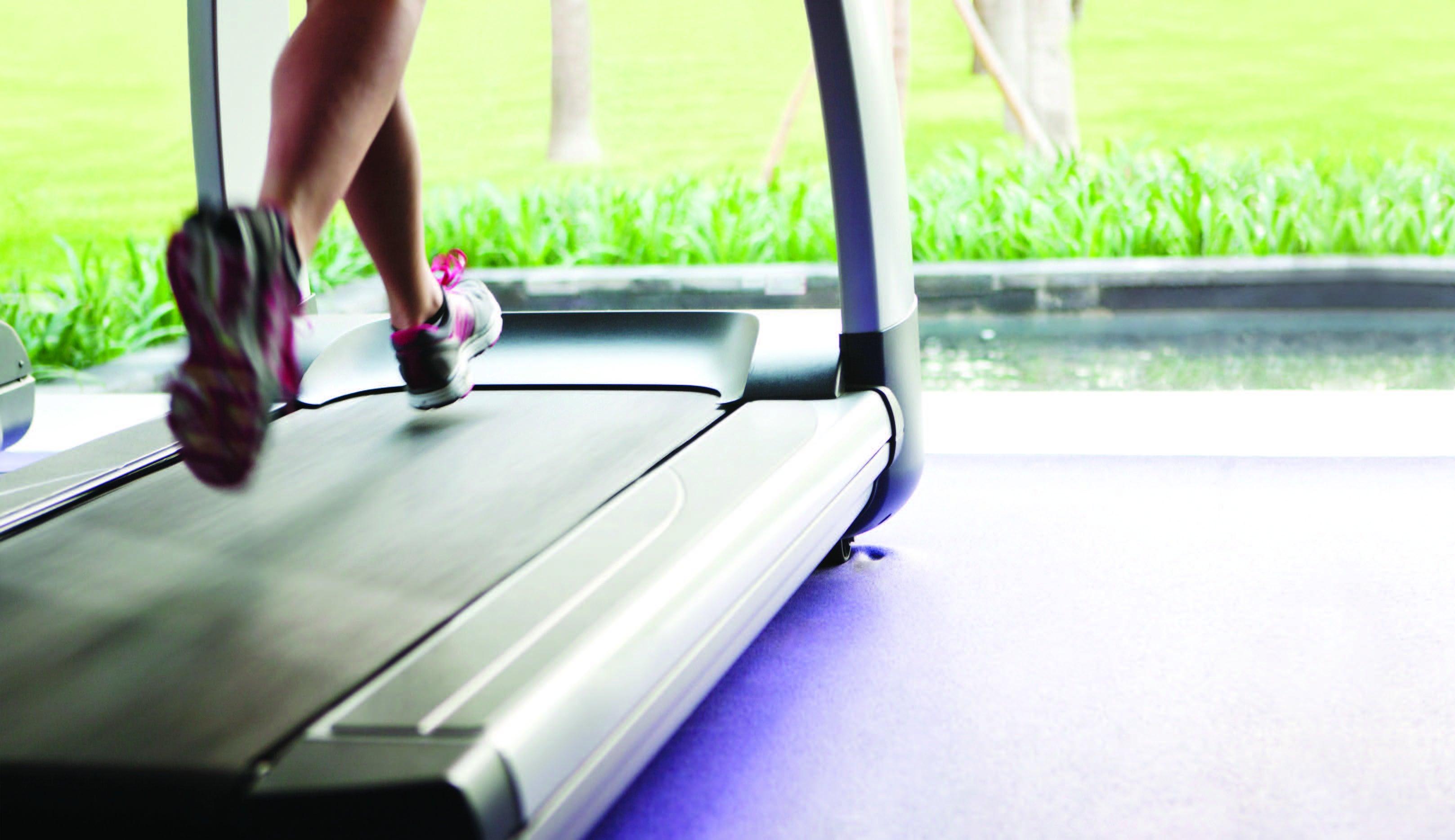 WR treadmill