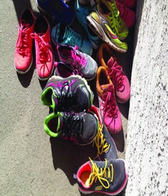 Editor's Corner: A Love Note to Running Shoes