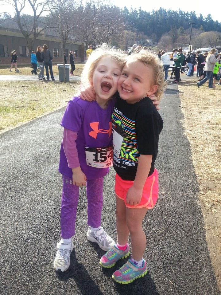 Cheer Station: Race Celebrations 4/14/14