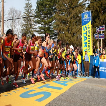 How People Are Running The Boston Marathon Without A BQ