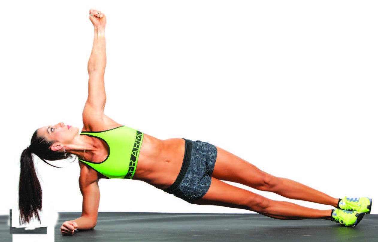 3 Ab Exercises From Famous Trainers To Strengthen Your Core