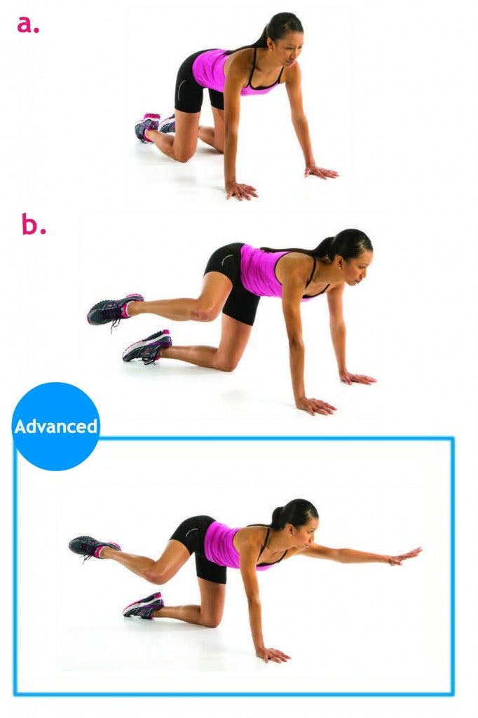 6move strength training circuit for runners of all levels