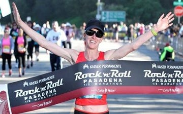 A Chat with Deena Kastor