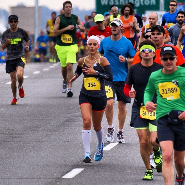 13 Things You Should Always Bring With You To A Marathon