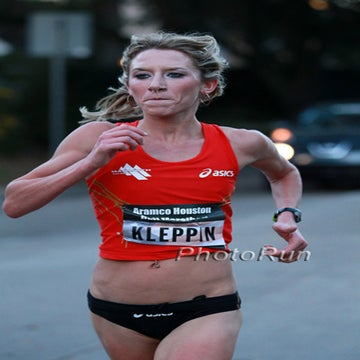 Post-NYC Marathon Catch Up with Lauren Kleppin
