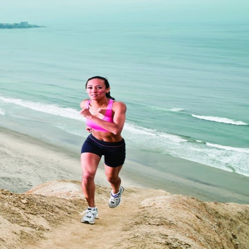 Hilly 5K Training Plan