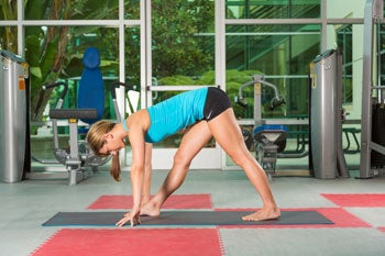 3 Yoga Poses Every Runner Should Know