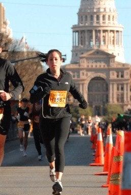 austin half marathon 2007