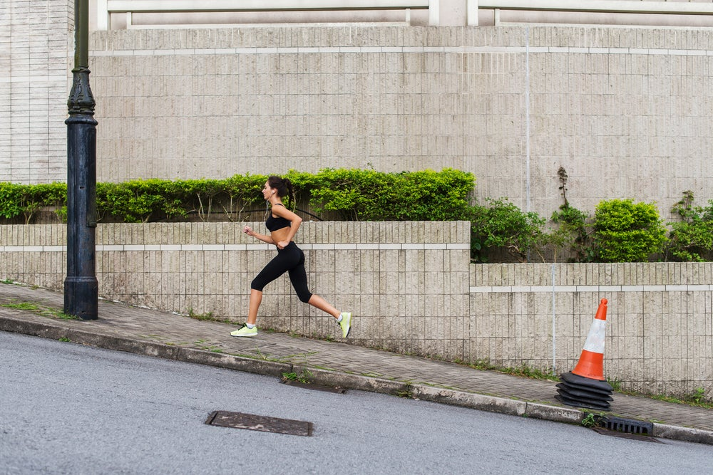 Try This 30-Minute Workout To Crush Uphill Running