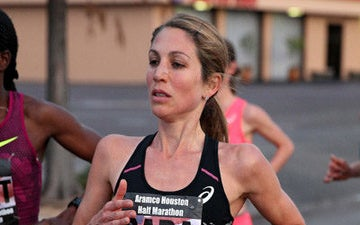 Interview With First-Time Marathoner Sara Hall