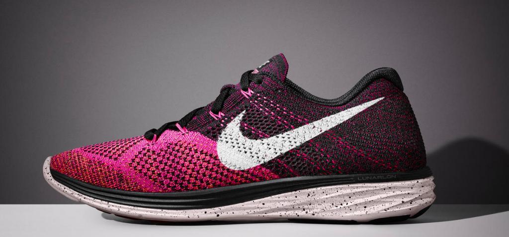 56beb2543833 New Shoe Alert  Nike Flyknit Lunar 3 – Women s Running
