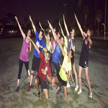 Real Runners: I Discovered The Magic Of Running Groups
