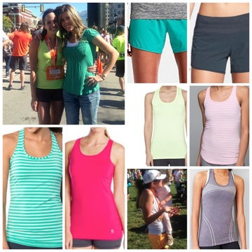 Hungry Runner Girl: Warm Weather Running Apparel