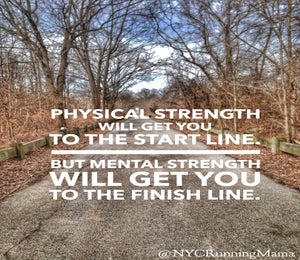 NYC Running Mama: The Mental Side of Running