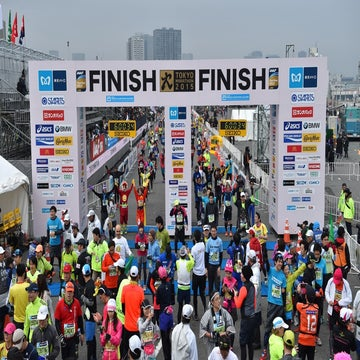 The Magic Of The Tokyo Marathon In 15 Photos