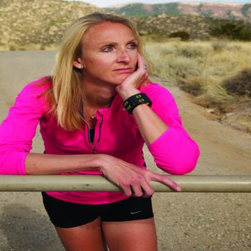 Retired Marathoner Paula Radcliffe On Being A Mom