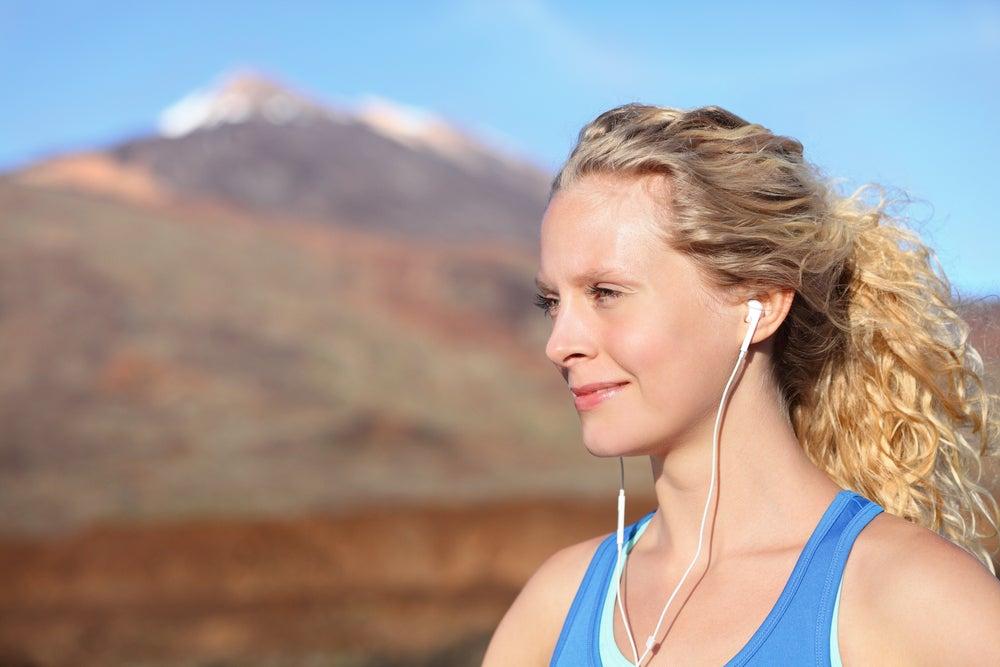 Women's Running April 2015 Playlist