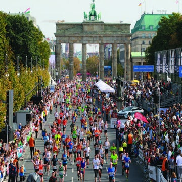 Fast Facts About The Berlin Marathon