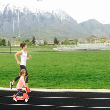 How To Set Good Fitness Examples For Our Kids