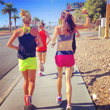 Stephanie Bruce Dishes 7 Myths About Elite Runners