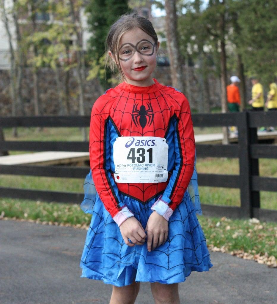 "I'm choosing to raise my children to find the ""fun"" in running."
