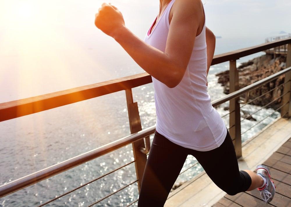 how often should you run women 39 s running. Black Bedroom Furniture Sets. Home Design Ideas