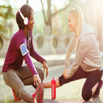 Can You Tell A Running Buddy To Ditch Her Headphones?