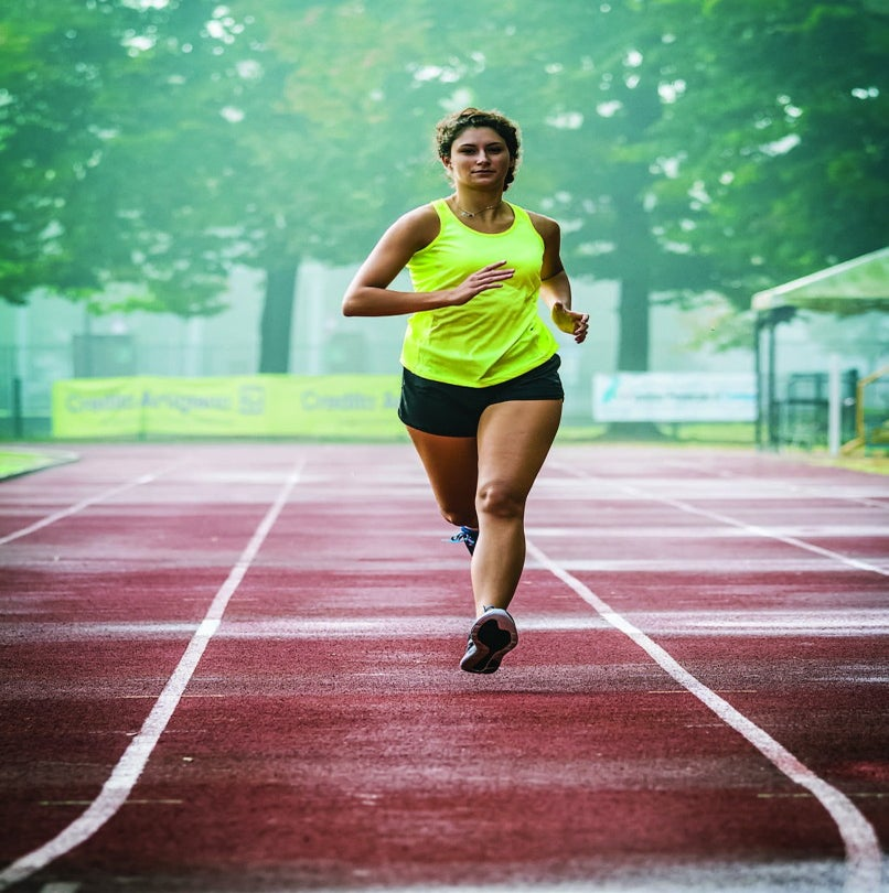 b29608397 Hit The Track With These 3 Speed-Building Workouts – Women's Running