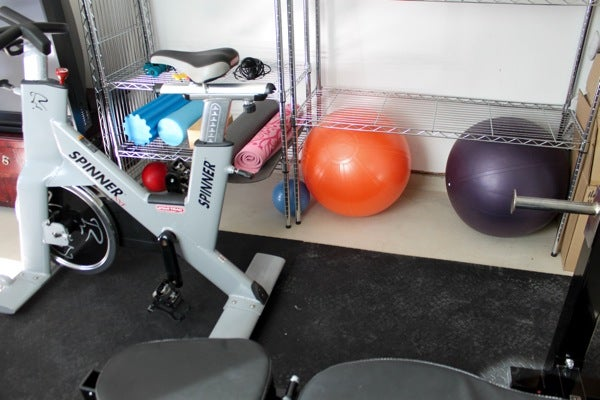 How to build a better at home gym u women s running