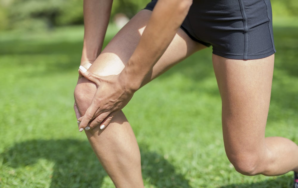 can i run with arthritis in knee