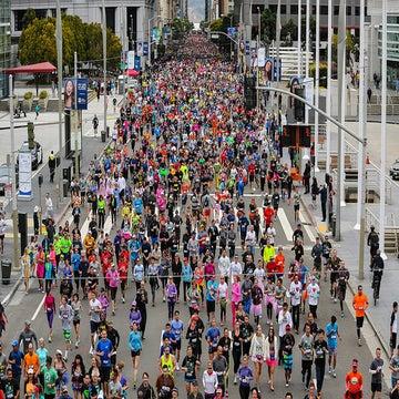 Got A Solid Base? Consider This 8-Week Marathon Training Plan.