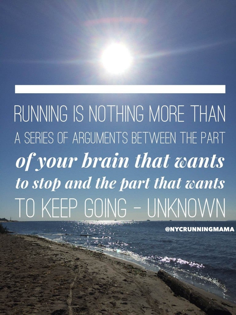 Woman Runner Quotes