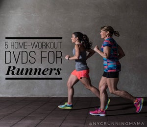 5 Home Workout DVD's For Runners