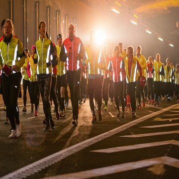 Run Safety Tips For National Traffic Awareness Month