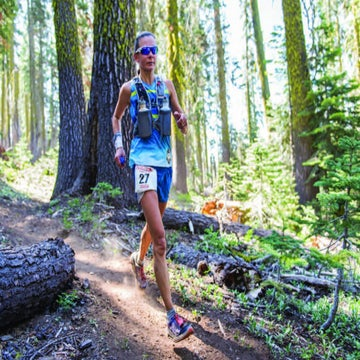 How a Western States 100-Mile Champ Fuels on the Run