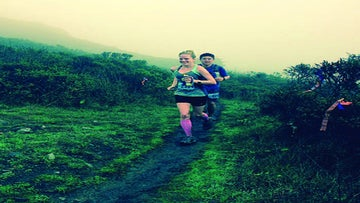 The Beauty Of Trail Running