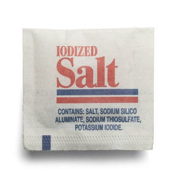 Here's Why It's A Good Idea To Bring Salt Packets To Your Next Race